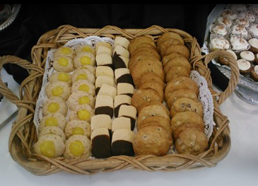 Cookies and dessert catering in Seattle, WA.